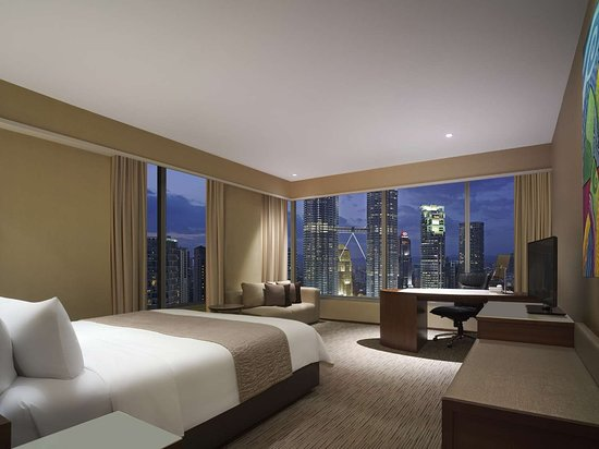 The Trader's Hotel Kuala Lumpur - coolest hotels in the world