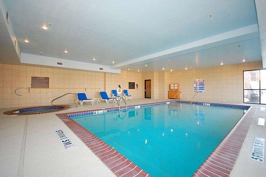 Borger, TX: Pool