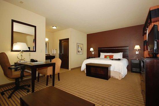 Borger, TX: Guest room