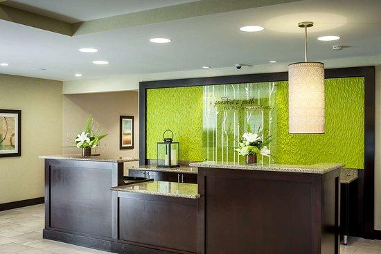 Hilton Garden Inn Eugene / Springfield: Reception