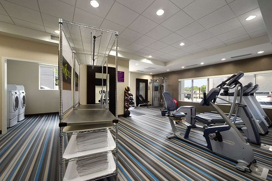 Health club - Picture of Home2 Suites by Hilton Nashville
