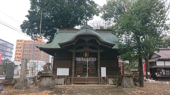 Asakane Shrine