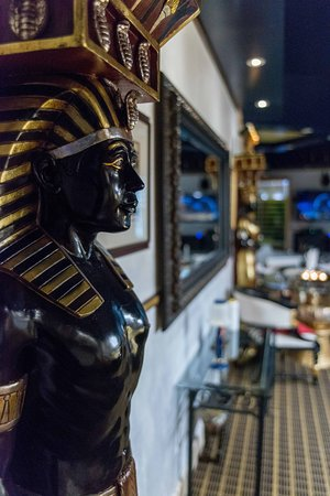 Mariaggi's Theme Suite Hotel & Spa: Egypt - Gorgeous decor for your getaway