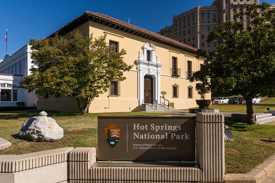 Welcome to Hot Springs National Park