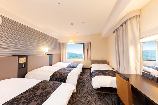 APA Resort Joetsu Myoko: 別館 客室 フォースルーム