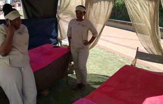 Nondz Beach Massage Experience