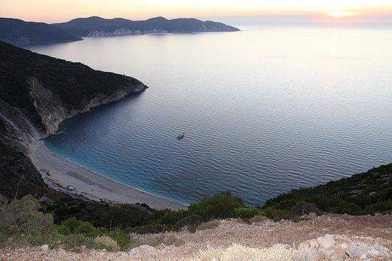 Tour della spiaggia di Myrtos e del