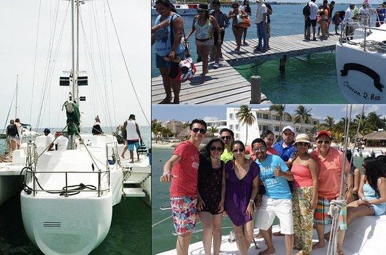 Isla Mujeres Trimaran Cruise