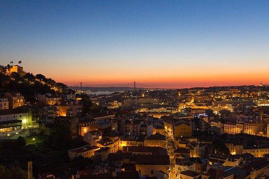 Privat tur: Lisboa Sunset Walking...