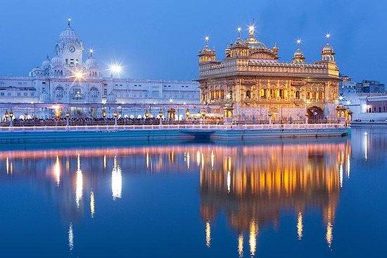 Amritsar Day Tour: Golden Temple og...