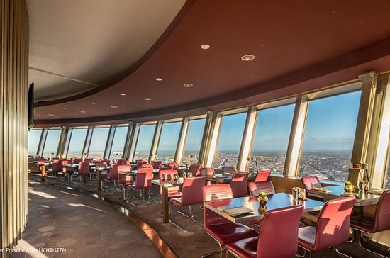 Skip the Line: Lunch atop the Berlin...
