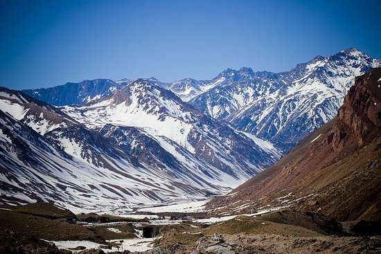 Andes Day Trip from Mendoza Including...