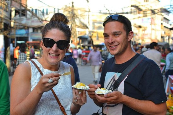 4-Hour Old Delhi Food Tour