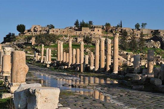 Privat dagstur til Umm Qais fra Amman