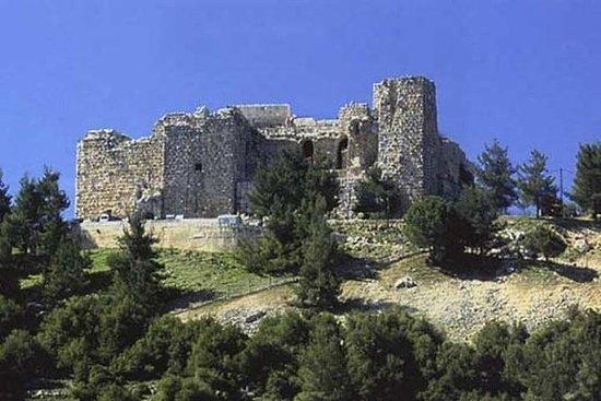 Privat tur til Ajloun fra Amman