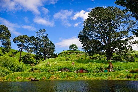 Full-Day Hobbiton og Rotorua Tour fra...
