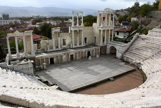 Plovdiv and Bachkovo Monastery tour...