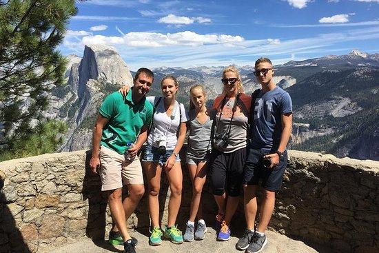 Yosemite y Glacier Point con almuerzo...
