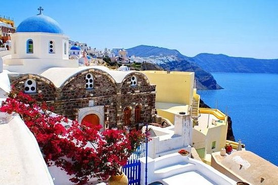 Best of Santorini, Private 4 hour...