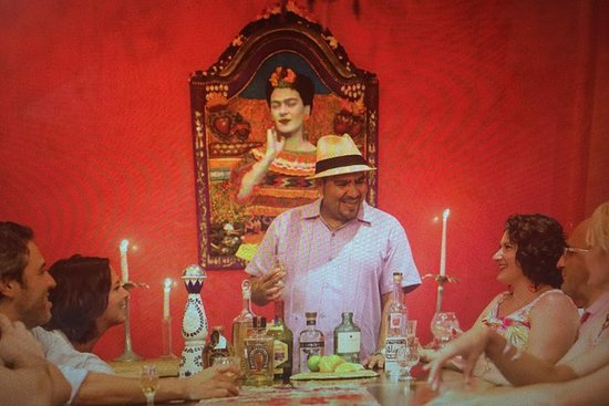 1.5-Hour Tequila Tasting Tour in...