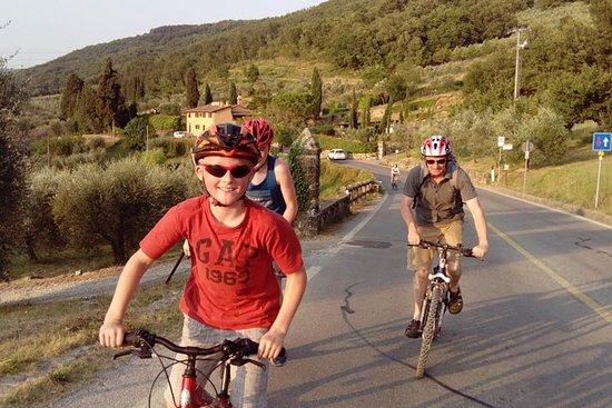 Excursão de bicicleta ativa de meio...