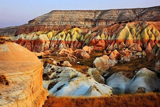 Piccolo gruppo: Cappadocia Giro di un