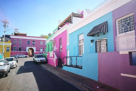 Halv dagers bytur i Cape Town