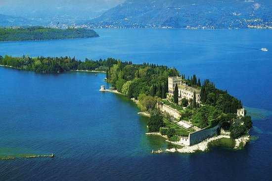 Boat Tour of Garda Island from...