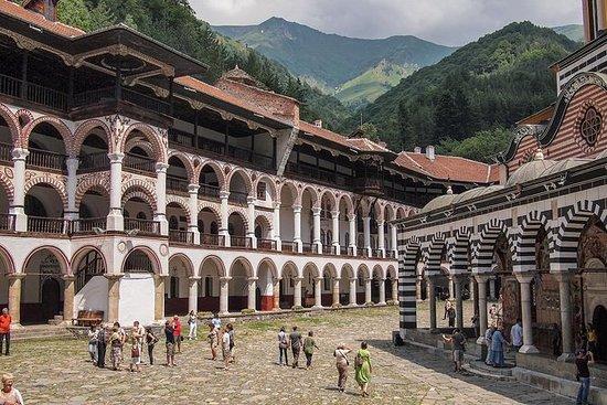 Tour giornaliero monastero di Rila