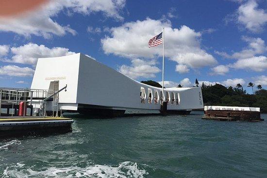 Hopp over linjen: Pearl Harbor...