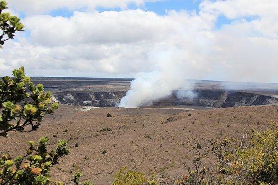 One Day Tour: Hilo Volcano Special Tour ...