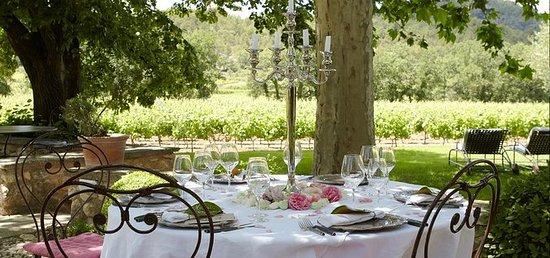 Degustazione di vini con cibo a San