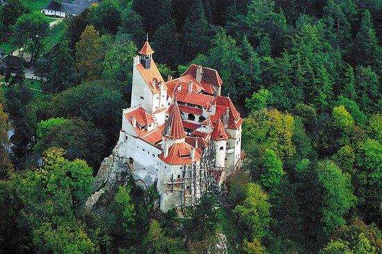 私人布加勒斯特特蘭西瓦尼亞最好的城堡遊覽 - 派勒斯城堡和德古拉城堡
