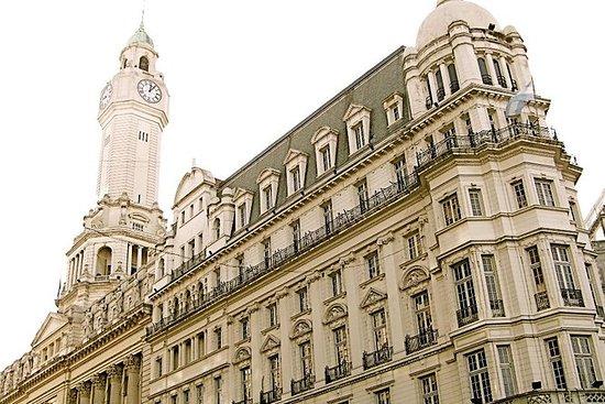 私人旅游:布宜诺斯艾利斯城市之旅,提供可选午餐