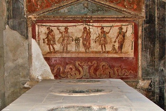 Private Day Tour: Pompeii, Positano...