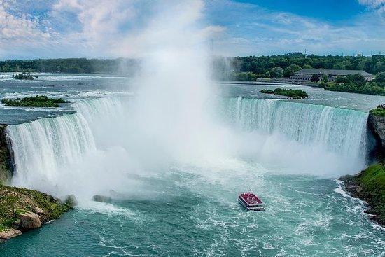 尼亚加拉瀑布一日游与多伦多城市之旅随上随下