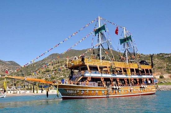阿拉尼亚全包游船之旅