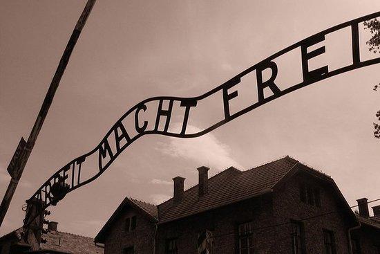 Excursion d'une journée à Auschwitz...