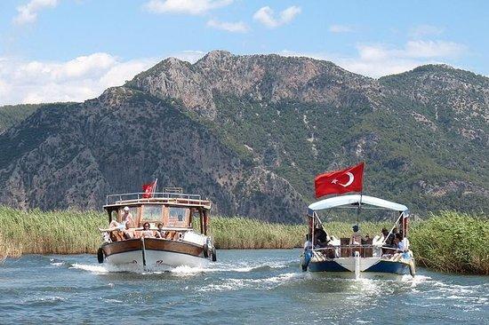 Dalyan River Cruise per boot met ...