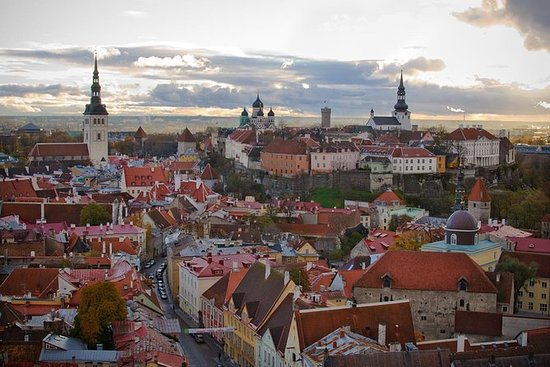 3-stündige private Tour von Tallinn