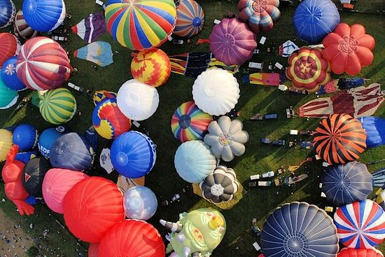 Bristol Balloon Fiesta Champagne