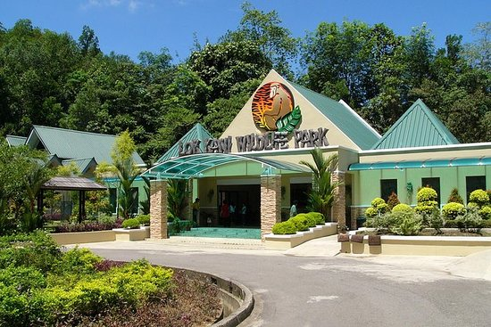 Mezza giornata Lok Kawi Wildlife Park