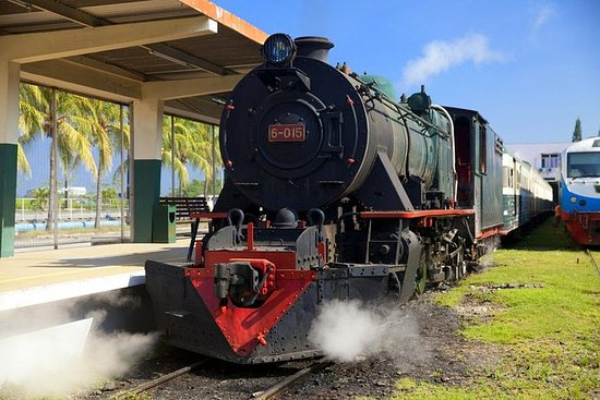 Half-Day North Borneo Steam Engine...