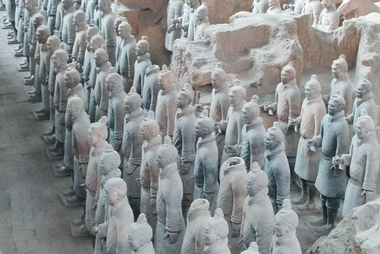 Private Tour: Terracotta Army Museum...