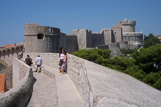 Dubrovnik Sightseeing Private Tour by...