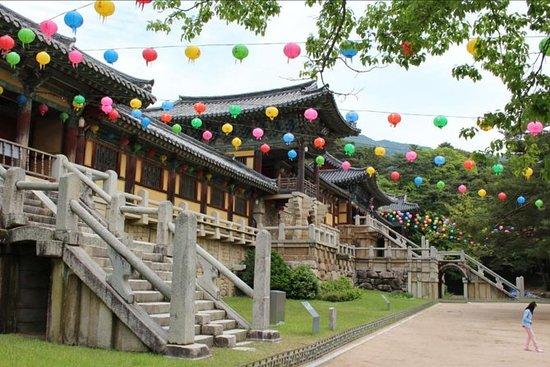 Gyeongju Patrimônio Mundial da UNESCO...