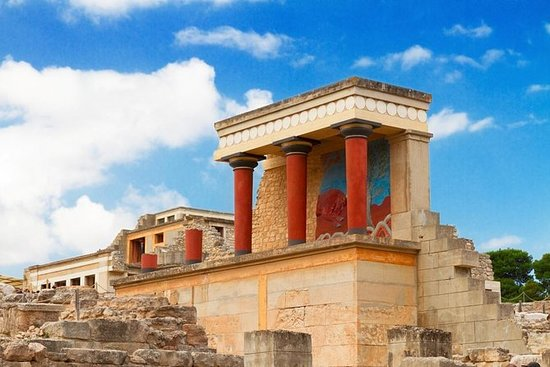 Visite privée à Knossos et au musée...