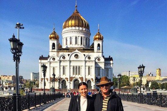 莫斯科通过当地人的眼睛:私人旅游