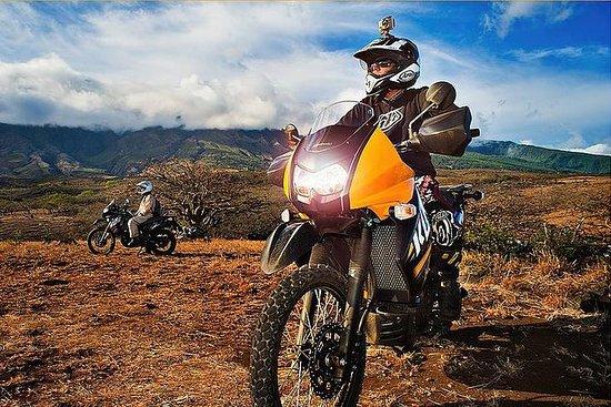 Excursions à moto Maui: Kahekili, Hana Rainforest ou Haleakala