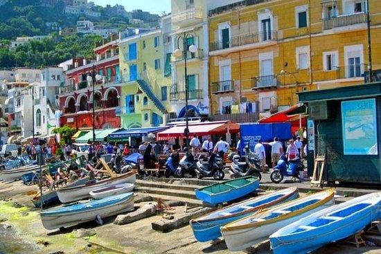 Excursión de un día completo a Amalfi...